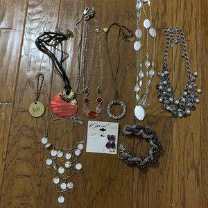 Brand Name Jewelry Lot (10)